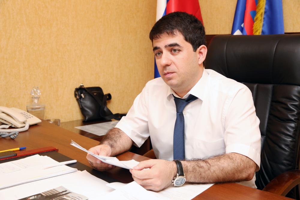 Депутат горсобрания провел прием граждан по личным вопросам