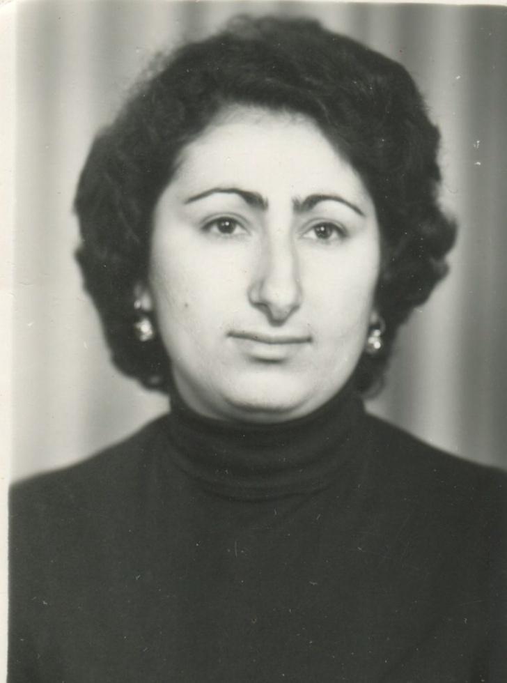 Светлана Сафаньяева (Мататова), педагог (1910 – 1960 годы)
