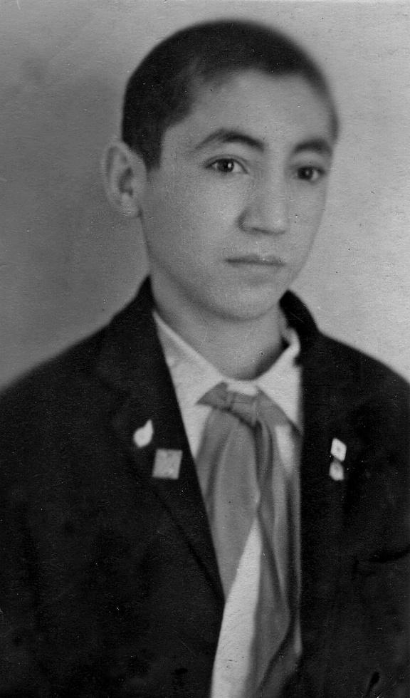 Нариман Заманов,  музыкант (1910 – 1960 годы)