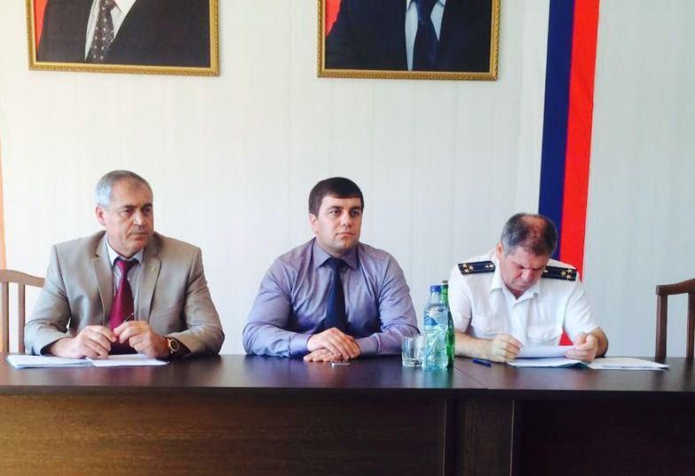 В Гергебильском районе прошла внеочередная сессия