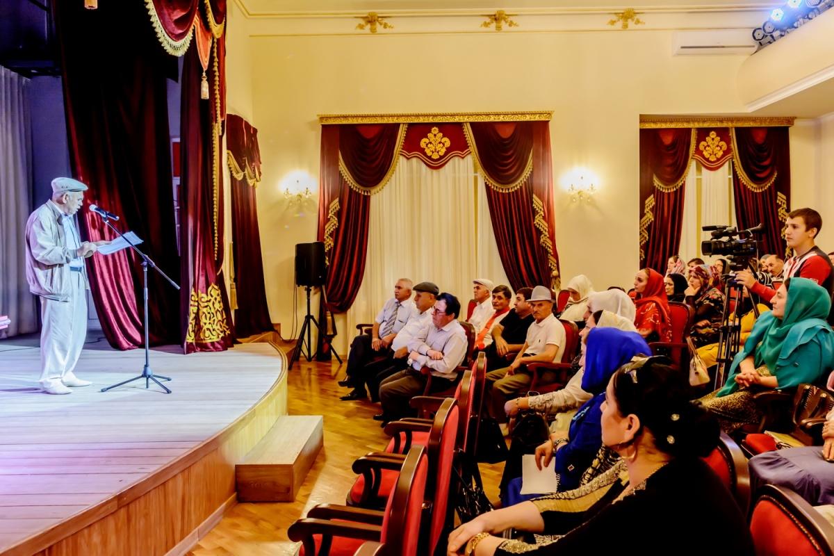 Старт недели поэтической, театральной, музыкальной культуры народов Дагестана