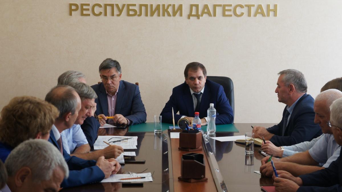 Раюдин Юсуфов и Нурали Резванов обсудили реализацию инвестиционных проектов в республике