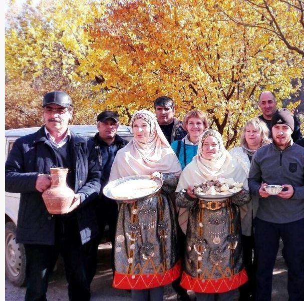 Школа кавказского гостеприимства