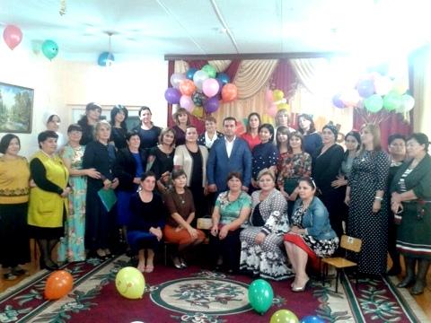 С профессиональным днем поздравили работников дошкольного образования