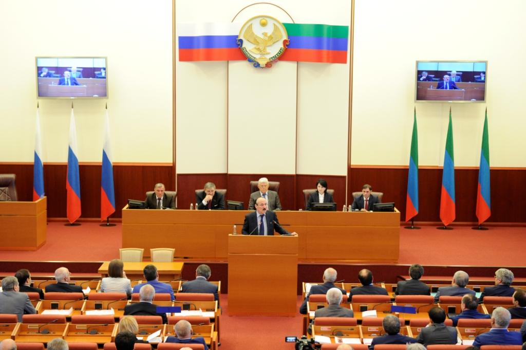 На благо Дагестана и России