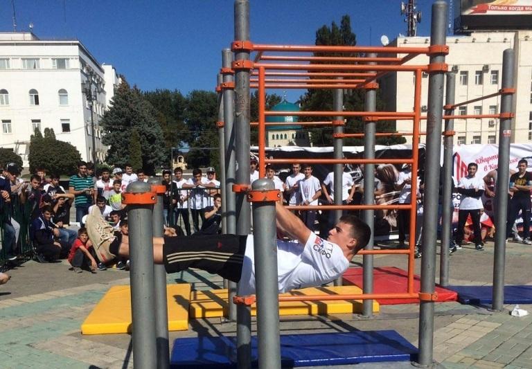 Вундеркинды уличного спорта