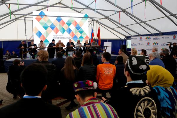 Дагестанцы приняли активное участие в IV Молодежном форуме в Санкт-Петербурге