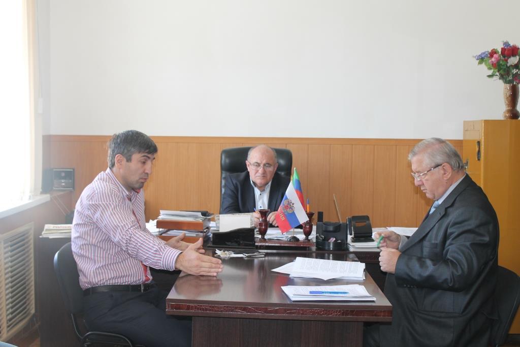Заседание антикоррупционной комиссии состоялось в Гергебильском районе
