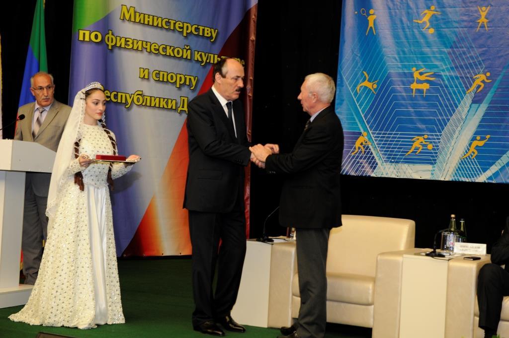 Рамазан Абдулатипов: «Дагестан всегда должен быть чемпионом»