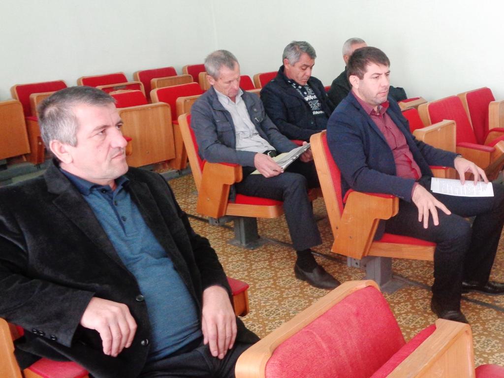 В Дагестанских Огнях подвели итоги республиканского месячника «Дагестанцы против терроризма – Родина дороже»