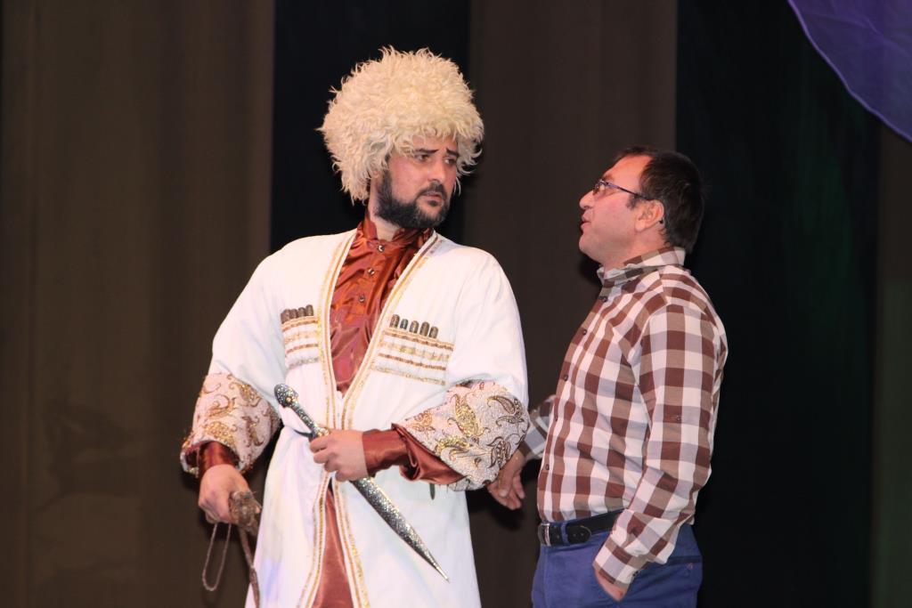 Кумыкский театр открыл свой 87-й театральный сезон
