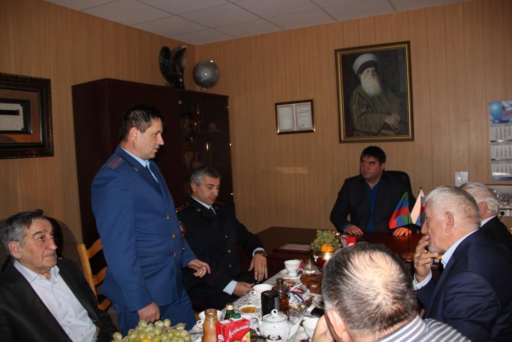 Пенсионный фонд в Гумбетовском районе