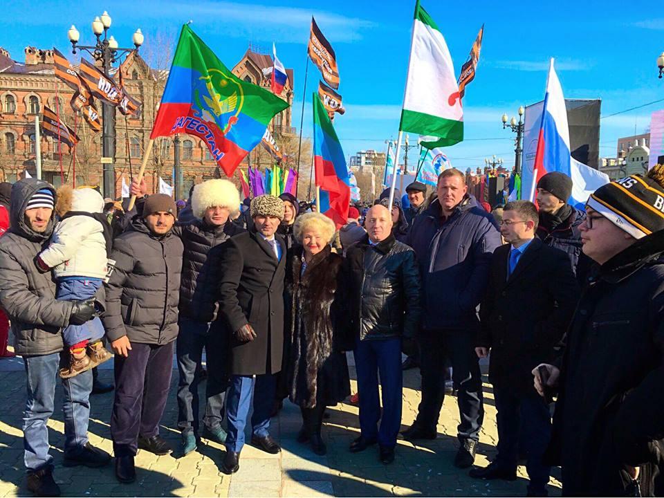День народного единства в Хабаровском крае