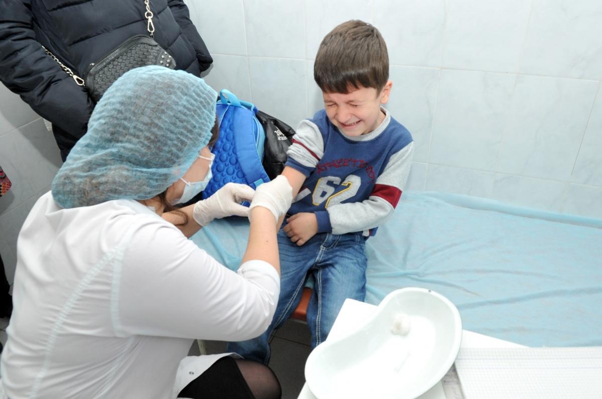 Вакцинацию прошли свыше 26 тысяч горожан