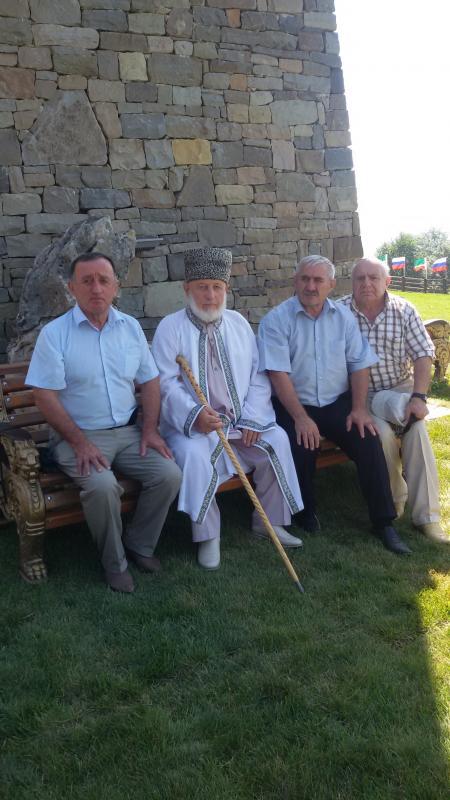 Юсуп Дадаев: «Чеченцы ни разу не позволили,  чтобы я остановился в отеле – забирали к себе домой»