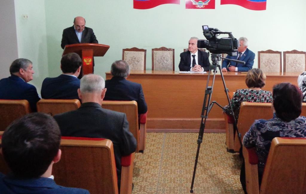 В Дагестанских Огнях объекты ЖКХ готовы к предстоящей зиме