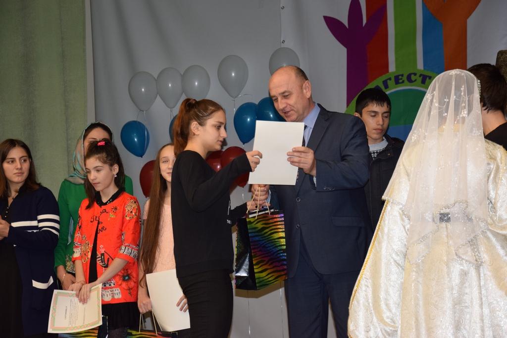 Итоги межрегионального проекта «Куначество» подвели на филологическом факультете ДГУ