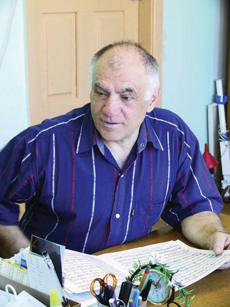 Ширвани Чалаеву исполнилось 80 лет