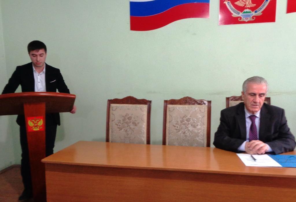 Качество предоставления государственных и муниципальных услуг населению обсудили в ДагОгнях