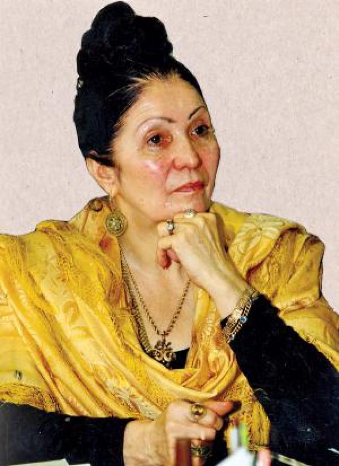 В Дагестане запущена эстафета, посвященная Народной поэтессе Дагестана Фазу Алиевой
