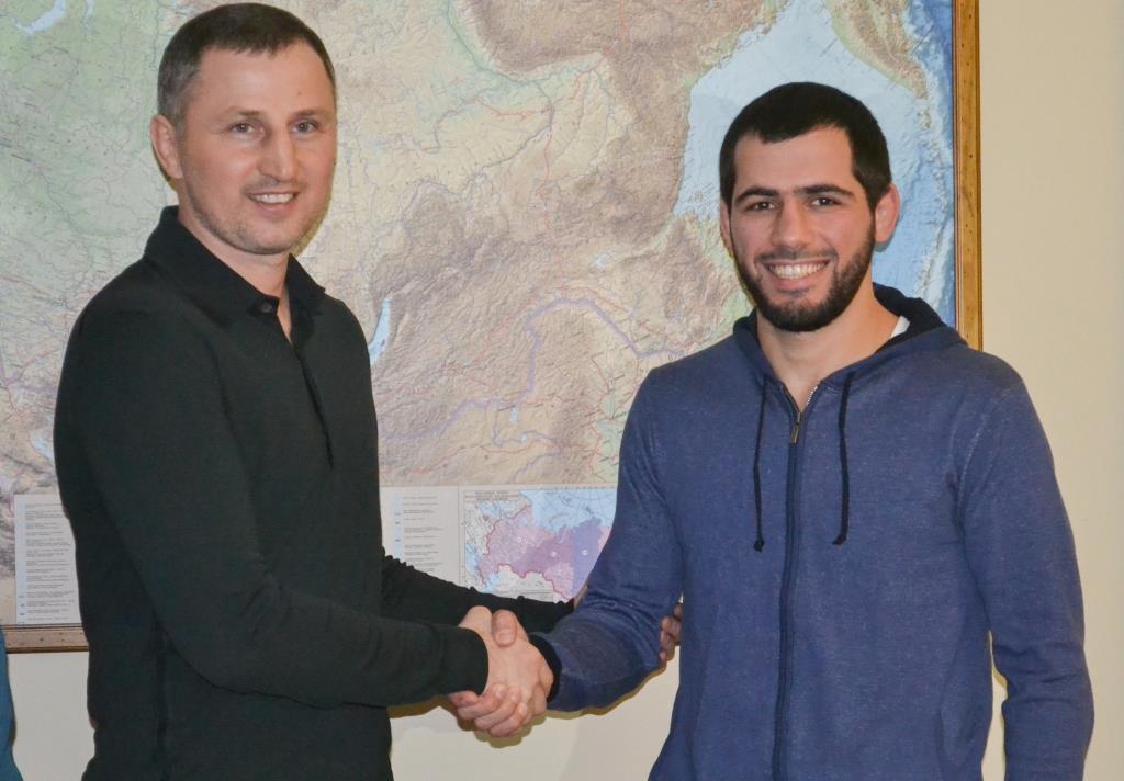 Хучбар Хучбаров: «Лучшие инвестиции – в дагестанцев, прославляющих республику»