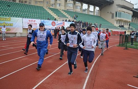Дагестан – лидер СКФО по нормам сдачи ГТО