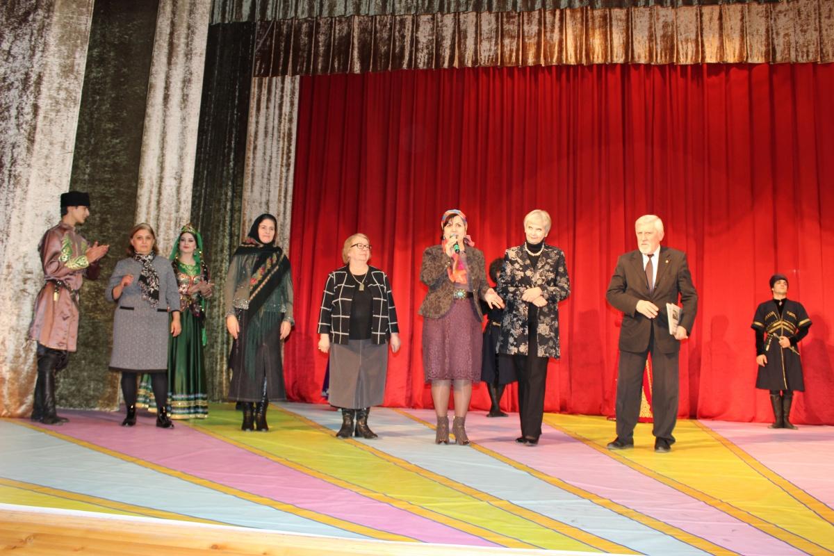 Этномузей «Дагестанский аул» провел «творческий десант» в Избербаше
