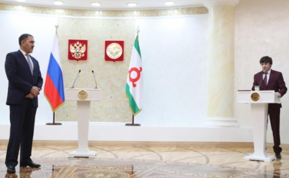 Ученому из дагестанского высокогорного села вручил государственную награду Глава Ингушетии