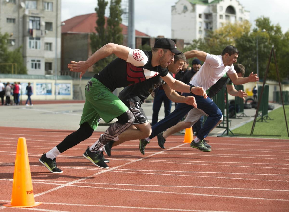 В Дагестане более миллиона человек занимаются спортом на регулярной основе