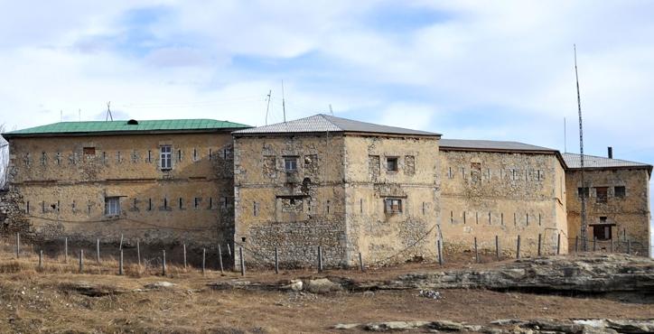 Хунзахская крепость обретет вторую жизнь