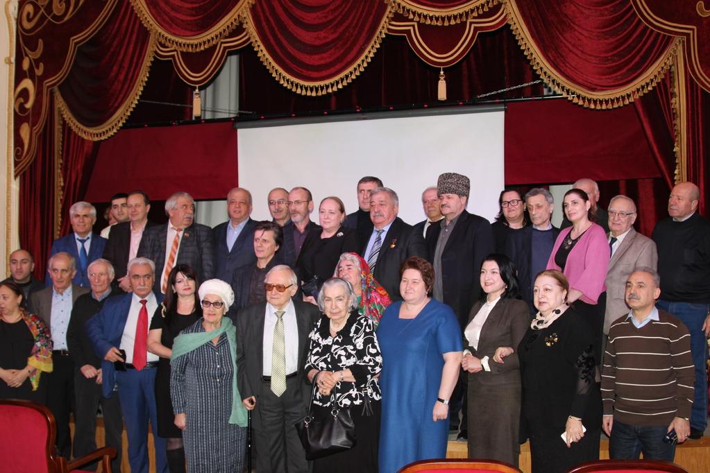 В Махачкале состоялась премьера документального фильма о Мураде Кажлаеве