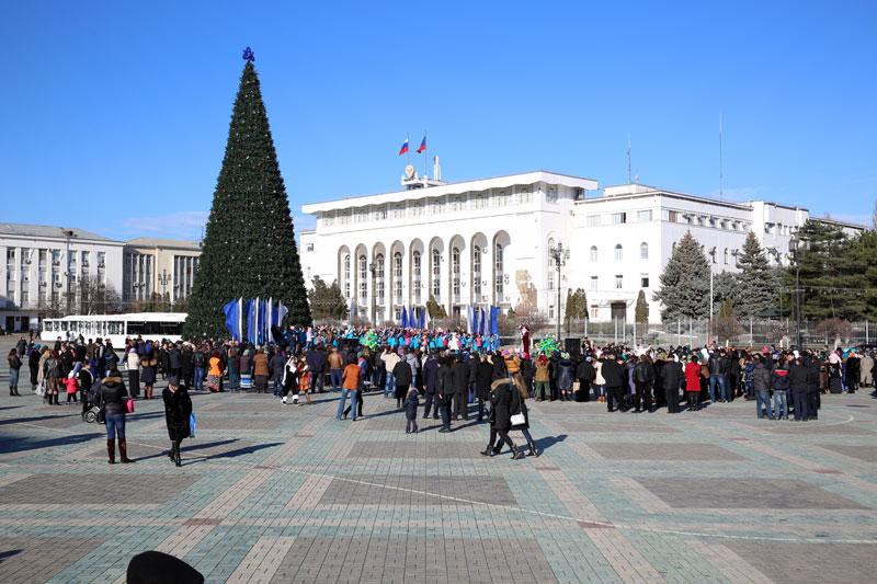 Дагестанцев призывают соблюдать меры безопасности в новогодние дни