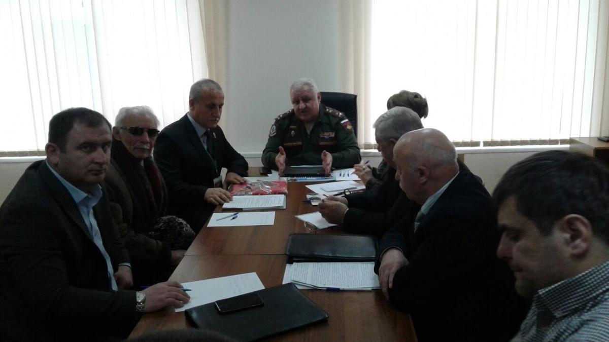 Юнармейцы Дагестана готовы к слету