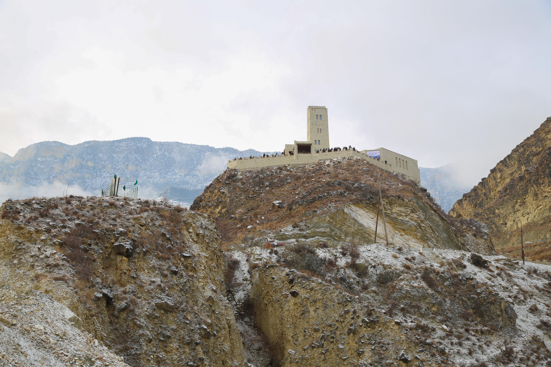 Мемориал «Ахульго» открыли в Унцукульском районе
