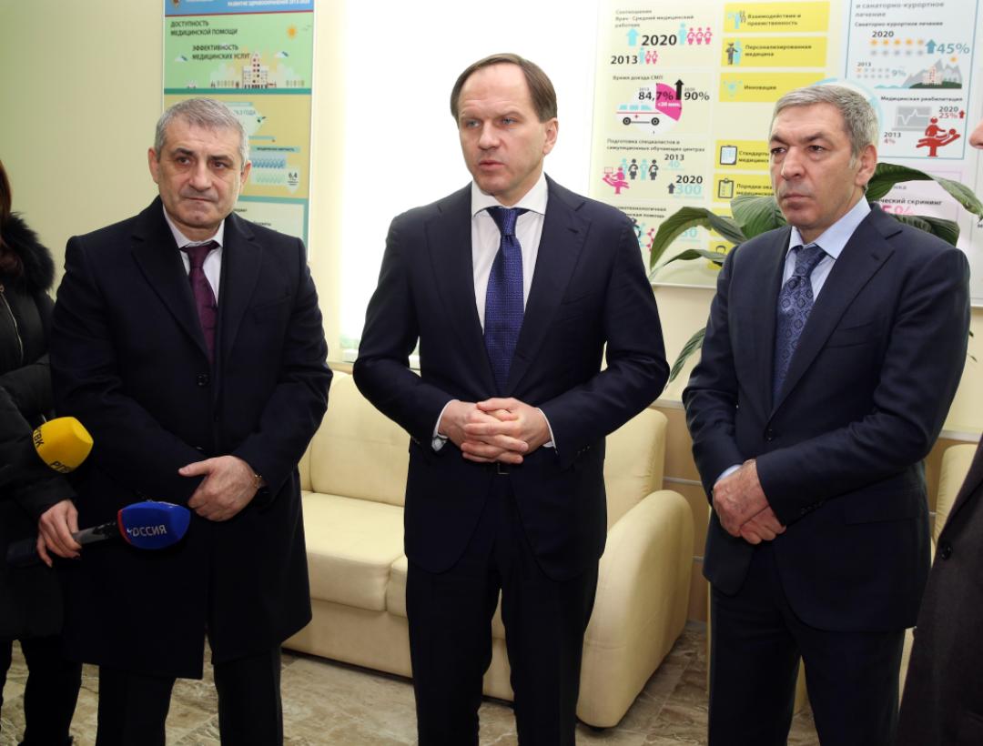 Лев Кузнецов: «Перинатальный центр практически готов к приему первых пациенток»