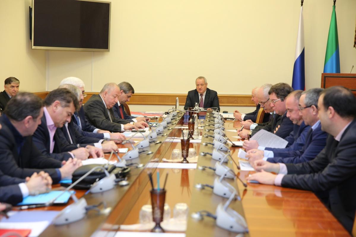 Вопросы развития городских территорий обсуждены в Правительстве  Дагестана