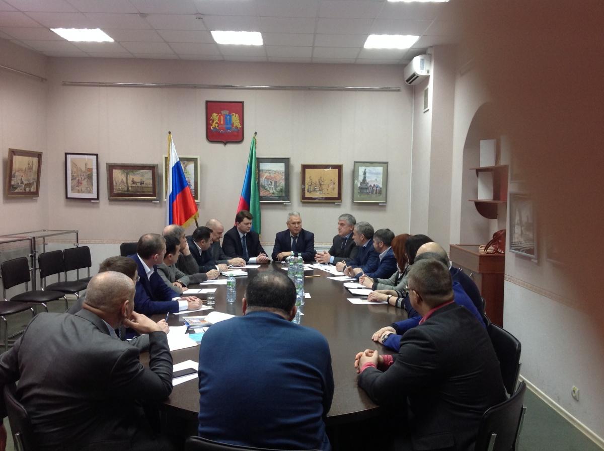 Дагестану есть что предложить Ивановской области