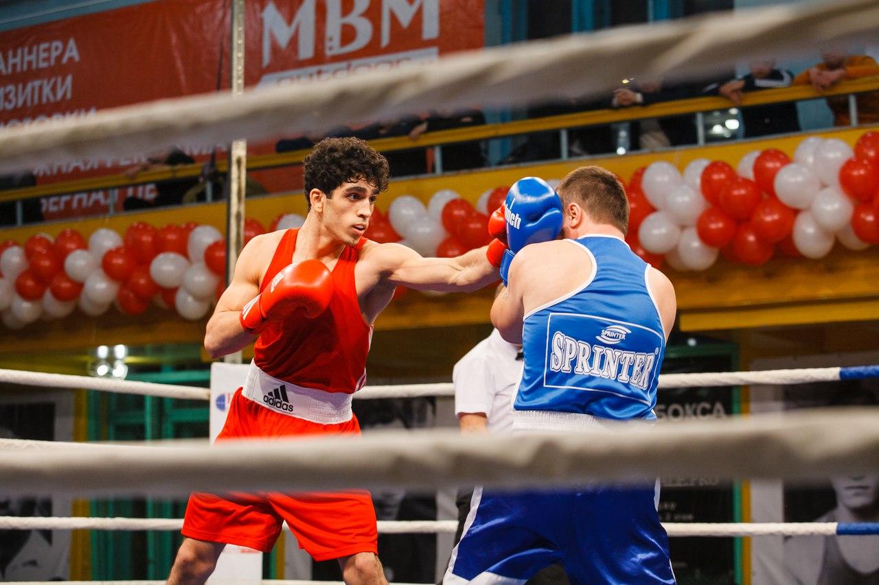 Дагестанские боксеры везут домой четыре медали краснодарского турнира
