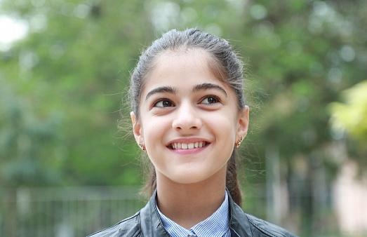 Айгюн Абасова из Дербента станет участницей вокального проекта «Голос. Дети»