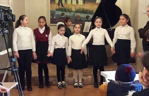 В Хасавюрте запущен новый творческий проект «Маленькая дагестанская филармония»