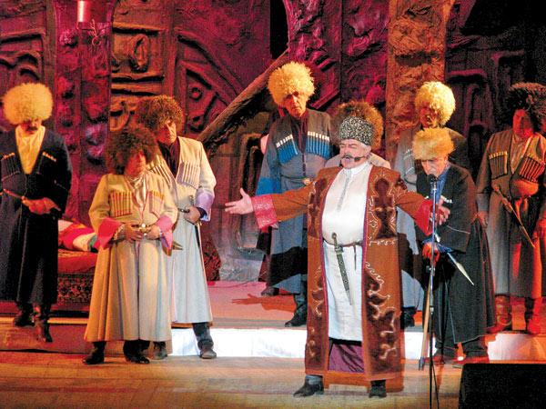 Дагестан получит около 40 млн руб. на развитие муниципальных театров