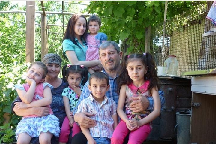 Семья из Дагестана стала победителем Всероссийского конкурса