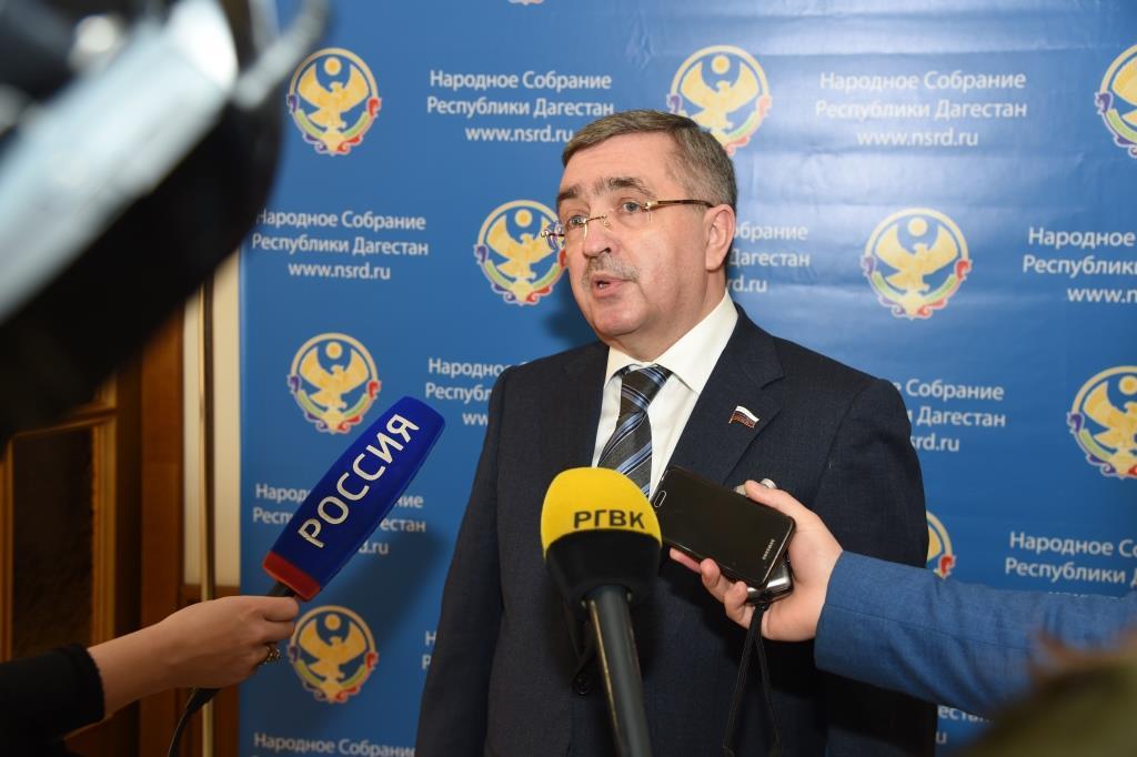 Юрий Левицкий прокомментировал ежегодное Послание Главы Дагестана