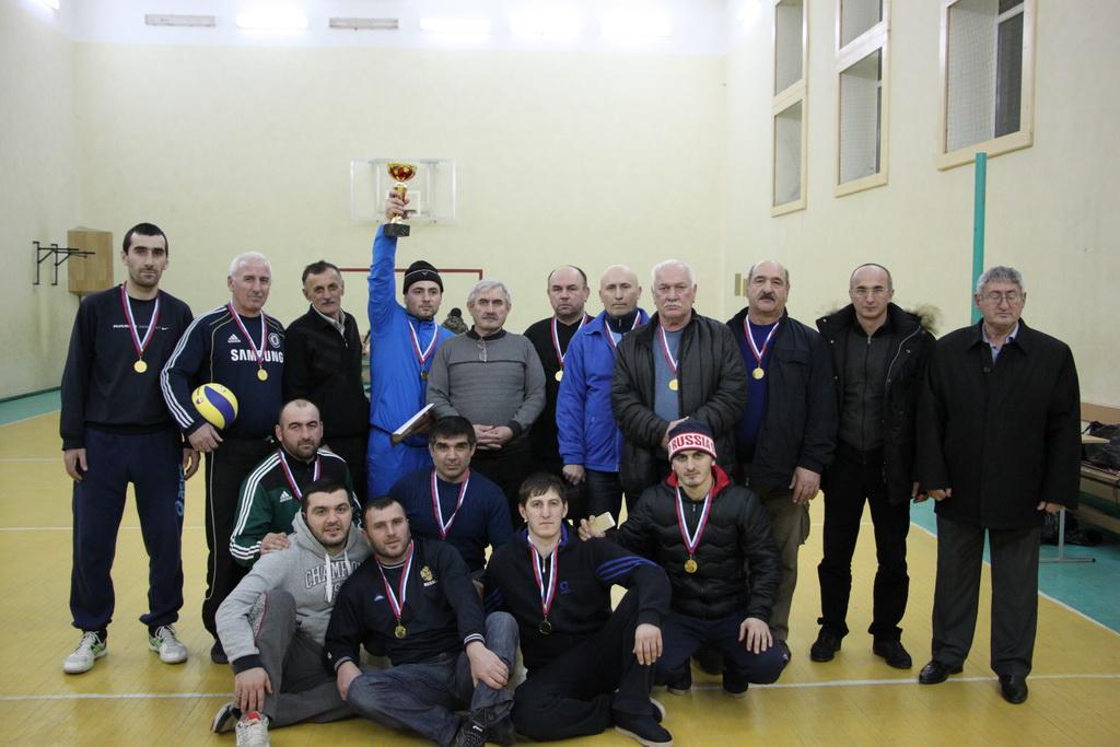 В Казбековском районе открыли Год Имама Шамиля