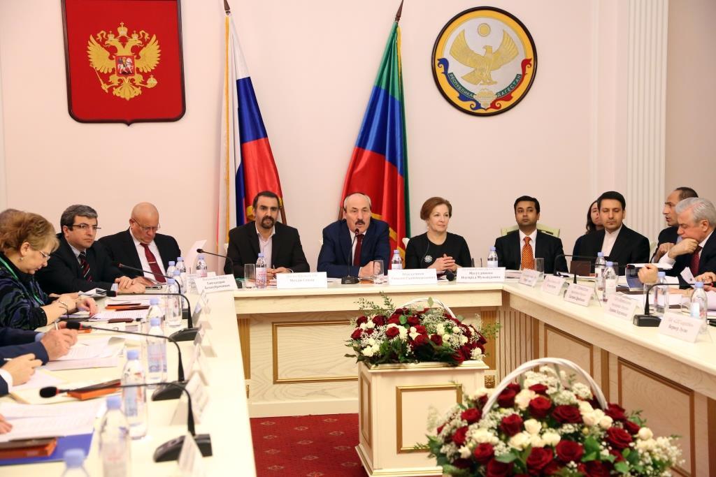 В Москве состоялась презентация проекта «Каспийский транспортно-логистический и морской индустриальный комплекс»