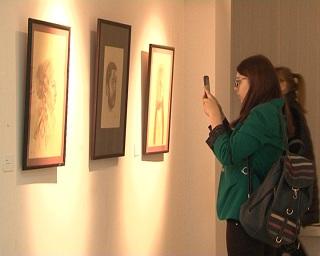 В Театре поэзии состоится открытие персональной выставки «Дары» Натальи Савельевой