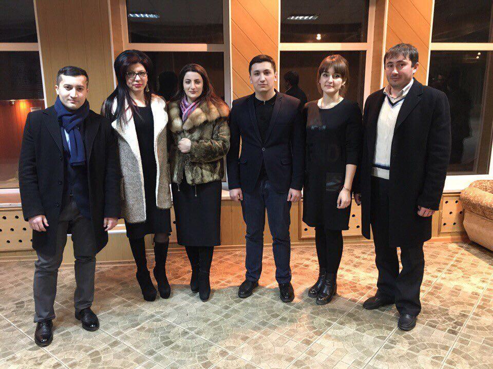 Председатель Открытого молодежного правительства Дагестана встретился с представителями молодежных организаций и объединений Кабардино-Балкарии