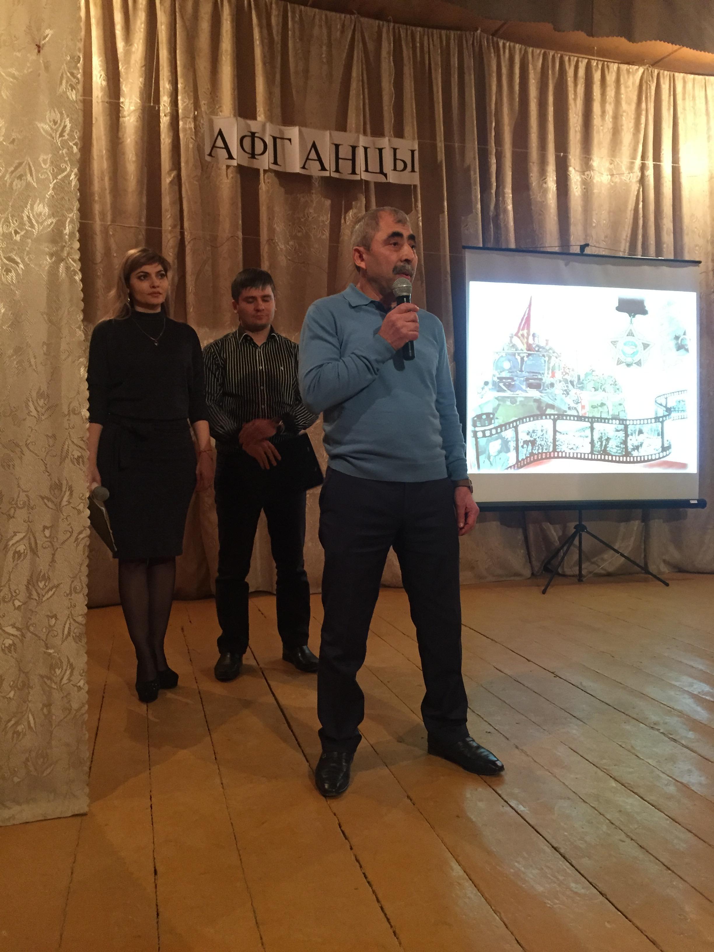 Трем воинам-афганцам из Кизлярского района выделили по 10 соток земли в селе Цветковка