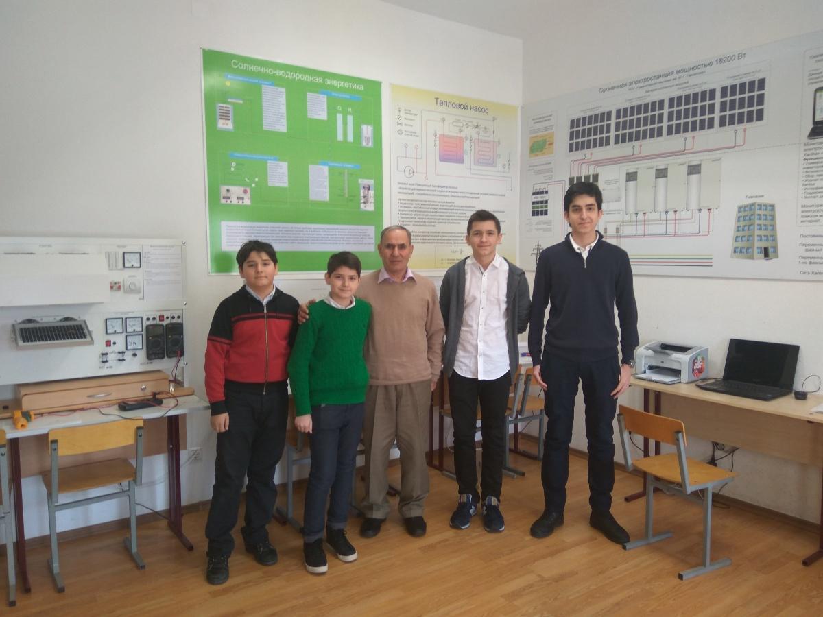 Гуманитарная гимназия им. М. Г. Гамзатова: успехи 1-го полугодия