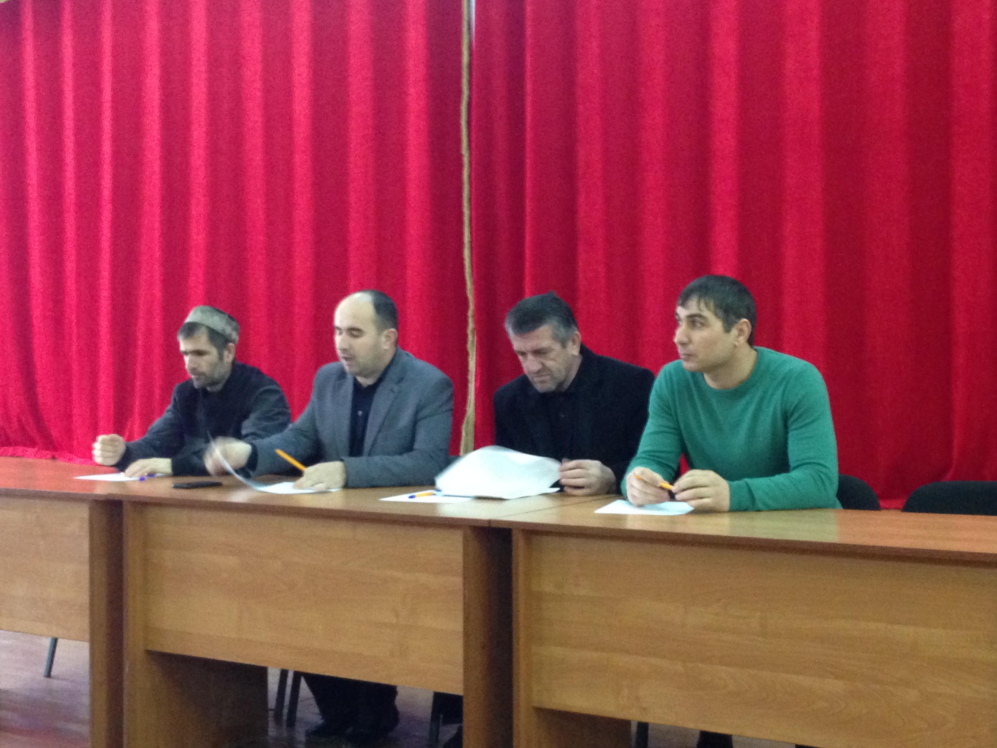 Со школьниками Дагестанских Огней провели встречу на тему -